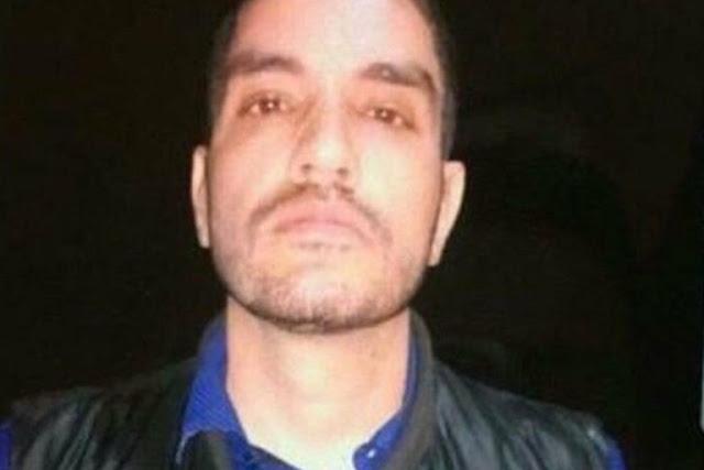 Fotografía; El es Cesar Carrillo Leyva hijo de Amaddo Carrrillo fue ejecutado el día de ayer