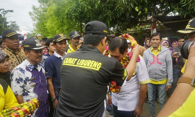 Kades Sanrego Sebut Sudah Sepantasnya NH Pimpin Sulsel