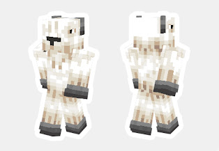 skin de cabra minecraft
