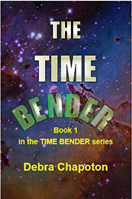 Book Launch Guest Post: The Time Bender, Debra Chapoton
