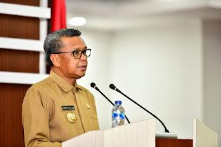 Gubernur Harap Stabilitas Keamanan Harus Terjaga di Tahun Politik