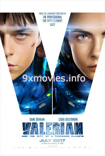 Valerian and the City of a Thousand Planets 2017 English Movie Download