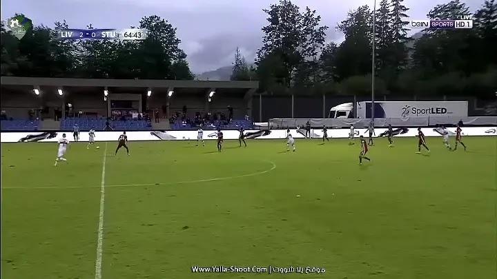 مشاهدة مباراة ليفربول وشتوتجارت بتاريخ 2020-08-22 كاملة مباراة ودية