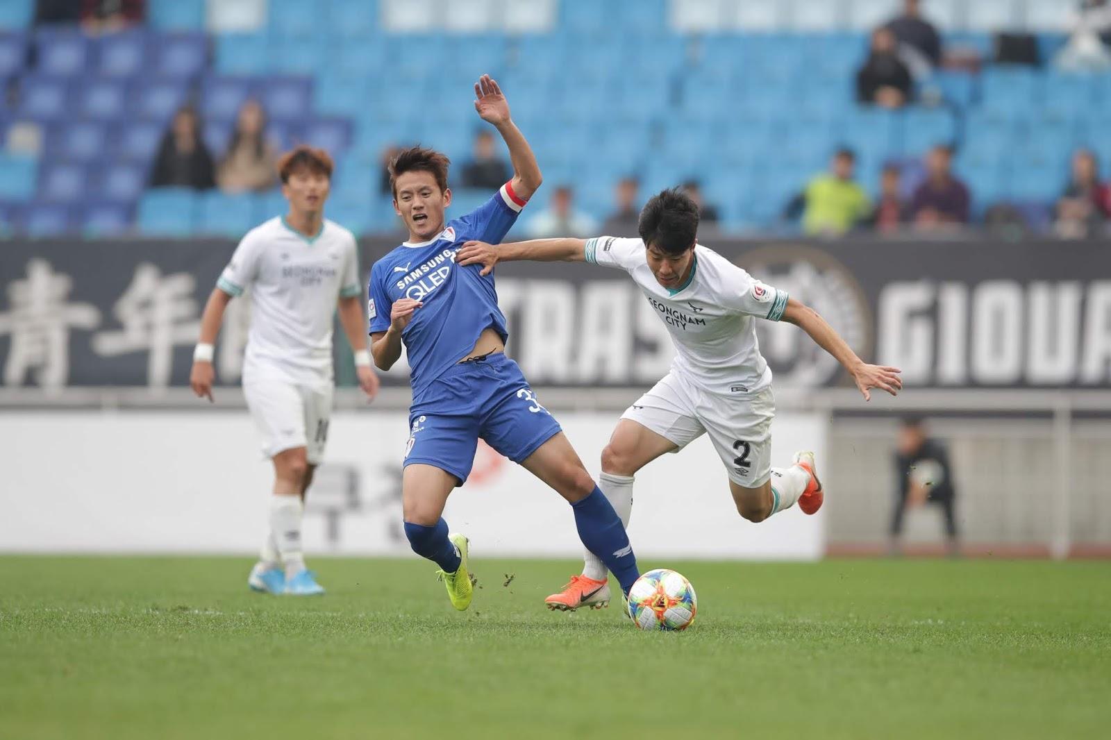 Suwon 0-0 Seongnam 11.02.2019