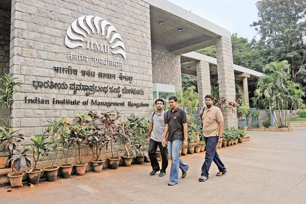 Indian Institute of Management , Bangalore