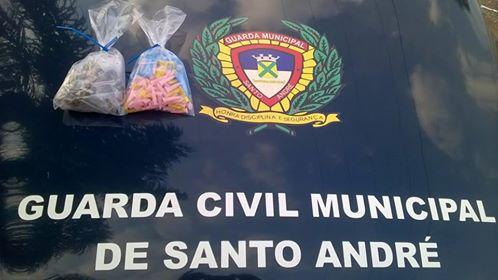 SANTO ANDRÉ - Ronda Setorial da 2º Inspetoria apreende menor por tráfico de drogas na favela da Sorocaba
