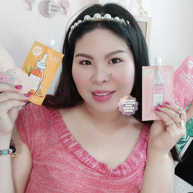 Hello Glow New Products 2021! 3-in-1 Lifting Serum, AHA Bright Booster Serum, Rosewater Soothing Gel, Sun Care Gel Review