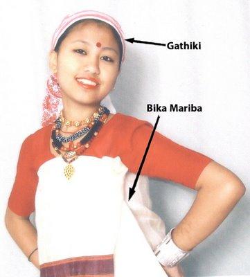 Assam Traditional Dress