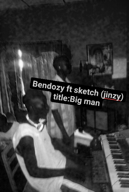 [Music] Bendozy ft Sketch (Jinzy) - Big Man #Pryme9jablog
