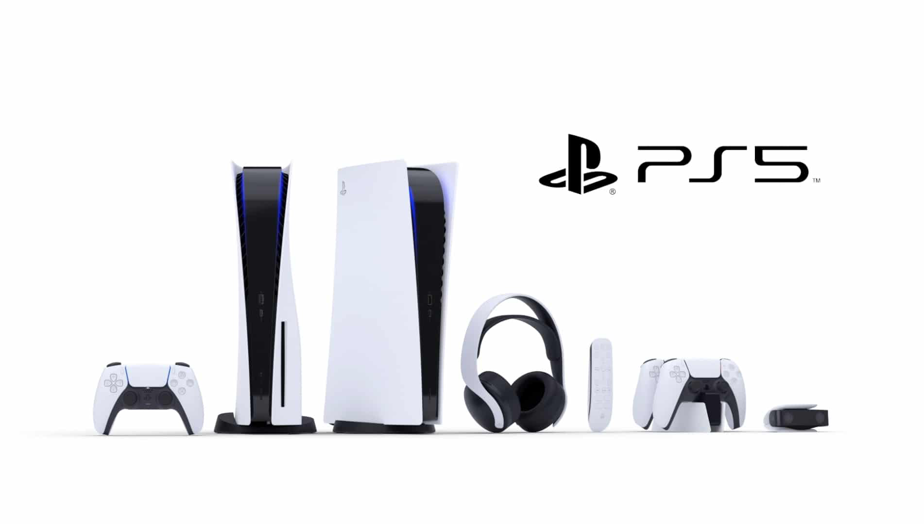 Wallpaper New Console PlayStation 5