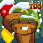 تحميل لعبة Bloons TD 5 HD لأنظمة ios (ايفون-ايباد)