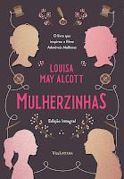 Capa do livro mulherzinhas