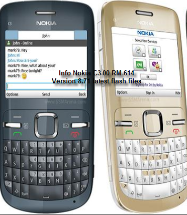 nokia c3 00 8.71 firmware download