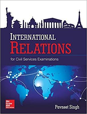International relations for UPSC pavneet singh pdf free download