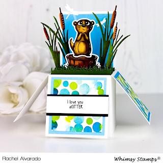 Adorable Otter Box Card