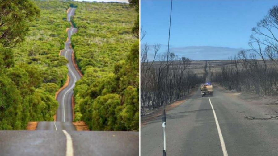 Kangaroo Island Before And After Photos