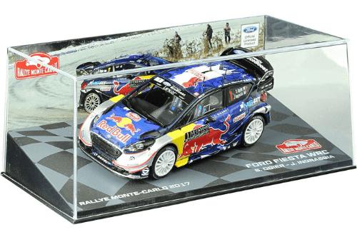 Ford Fiesta WRC 2017 Sébastien Ogier - Julien Ingrassia