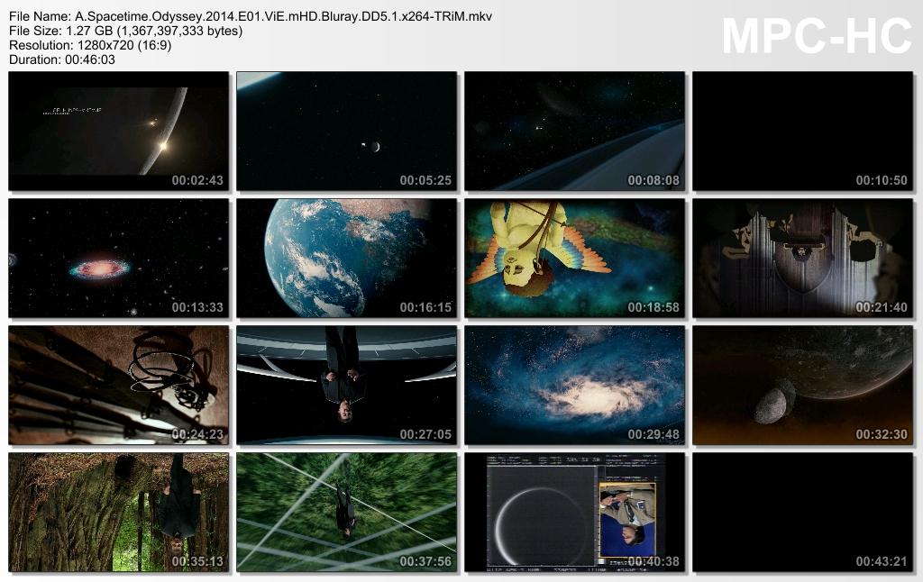 Chuyến Du Hành Vũ Trụ l Thuyết Minh,A Spacetime Odyssey 2014 ViE