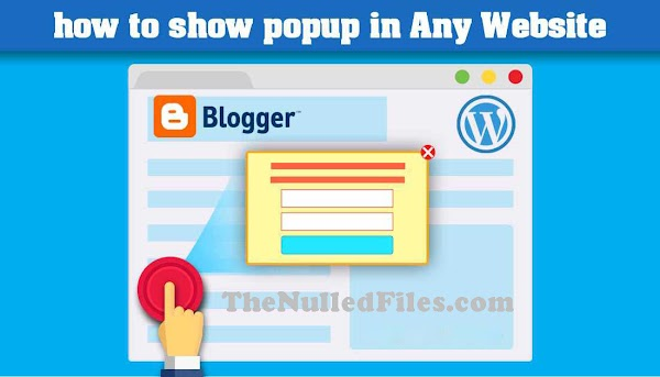 How to Show Pop-Up or Floating AdSense Ads in Blogger - AdSense Pop-up Code