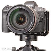 Sunwayfoto Custom L Bracket for Canon EOS R - Preview