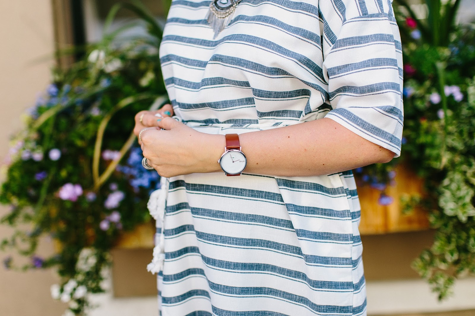 Arvo Watch, Stripes, Cute Watch