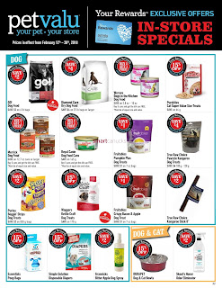 Pet valu Flyer February 12 – 28, 2018