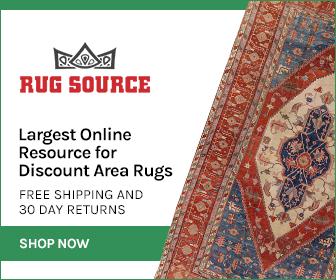 كوبون Rug Source بخصم 30% على افضل صفقات السجاد