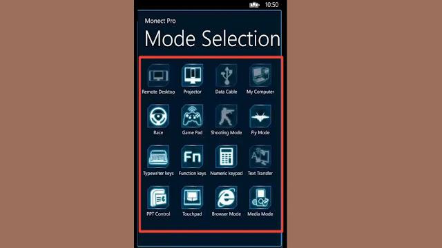 الآن يمكنك التحكم في ألعاب الحاسوب عن بعد عبر تحوبل هاتفك الذكي إلي لوحة تحكم في ألعاب الحاسوب من خلال هذا التطبيق الرهيب !