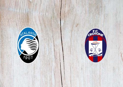 Atalanta vs Crotone -Highlights 03 March 2021