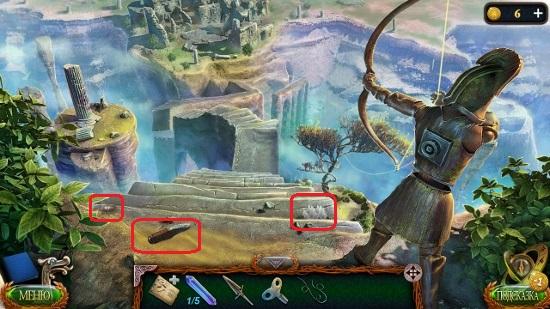 дорога в замок некрополь в игре затерянные земли 4 скиталец