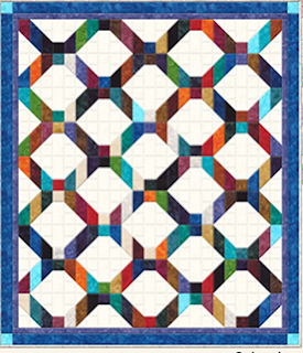 Quilt Inspiration: January 2018