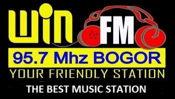 Live Streaming Radio Win FM 95.7 Bogor