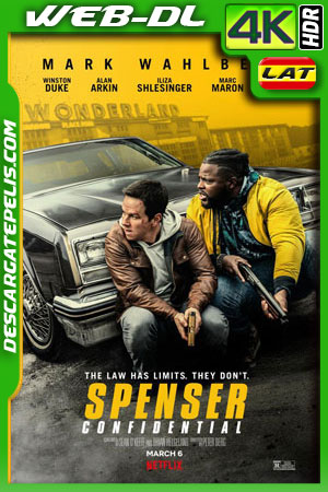 Spenser: Confidencial (2020) 4k WEB-DL HDR Latino – Ingles