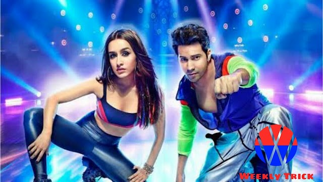 Download Street Dancer 3D Full Movie 720p Leaked By Tamilrockers