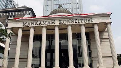 Besok, MK Gelar Sidang Gugatan Ambang Batas Presiden