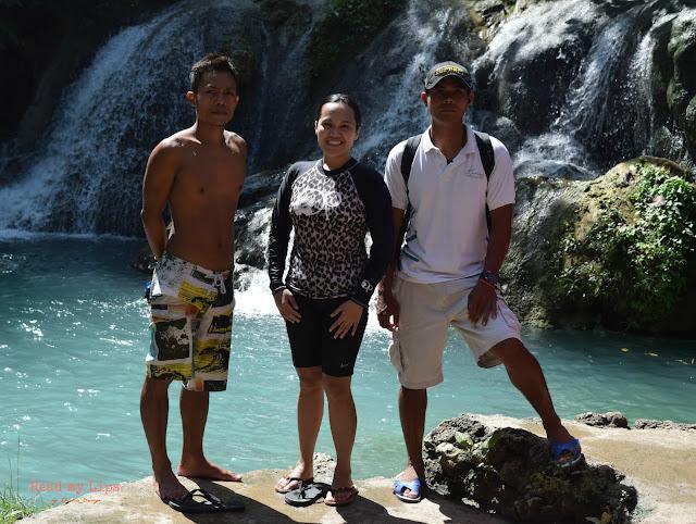 Hagimit Falls, Davao