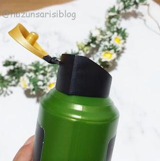 Eda Taşpınar At Kuyruğu Bitkisi Şampuanı yorum