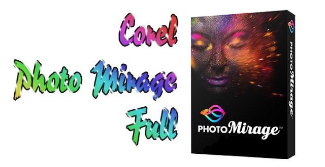 تحميل برنامج Corel PhotoMirage 2019 كامل مع التفعيل