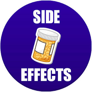 side effects in spanish
