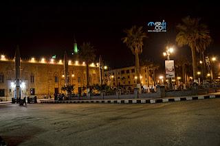 ميدان مسجد سيدنا الحسين القاهرة