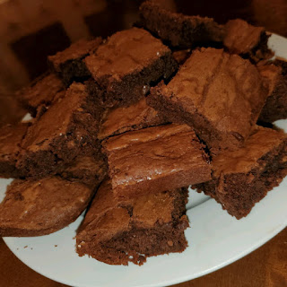 Best Bombshell Brownies