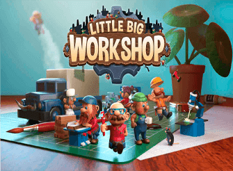 Little Big Workshop [Full] [Español] [MEGA]