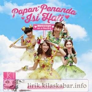 JKT48 - Kokoro No Placard (Papan Penanda Isi Hati)