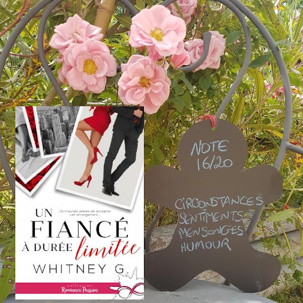 Un fiancé à durée limitée de Whitney G.