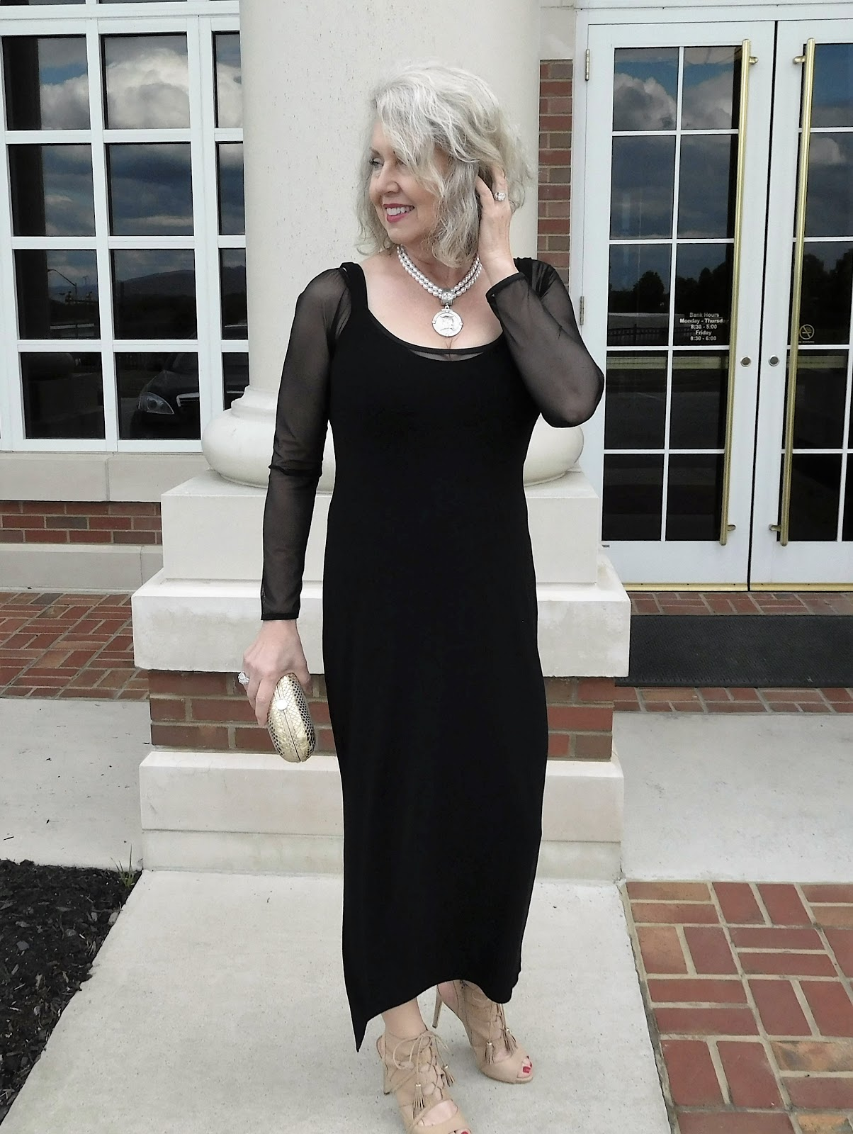 Fifty, not Frumpy: If Only It Had Sleeves Part II