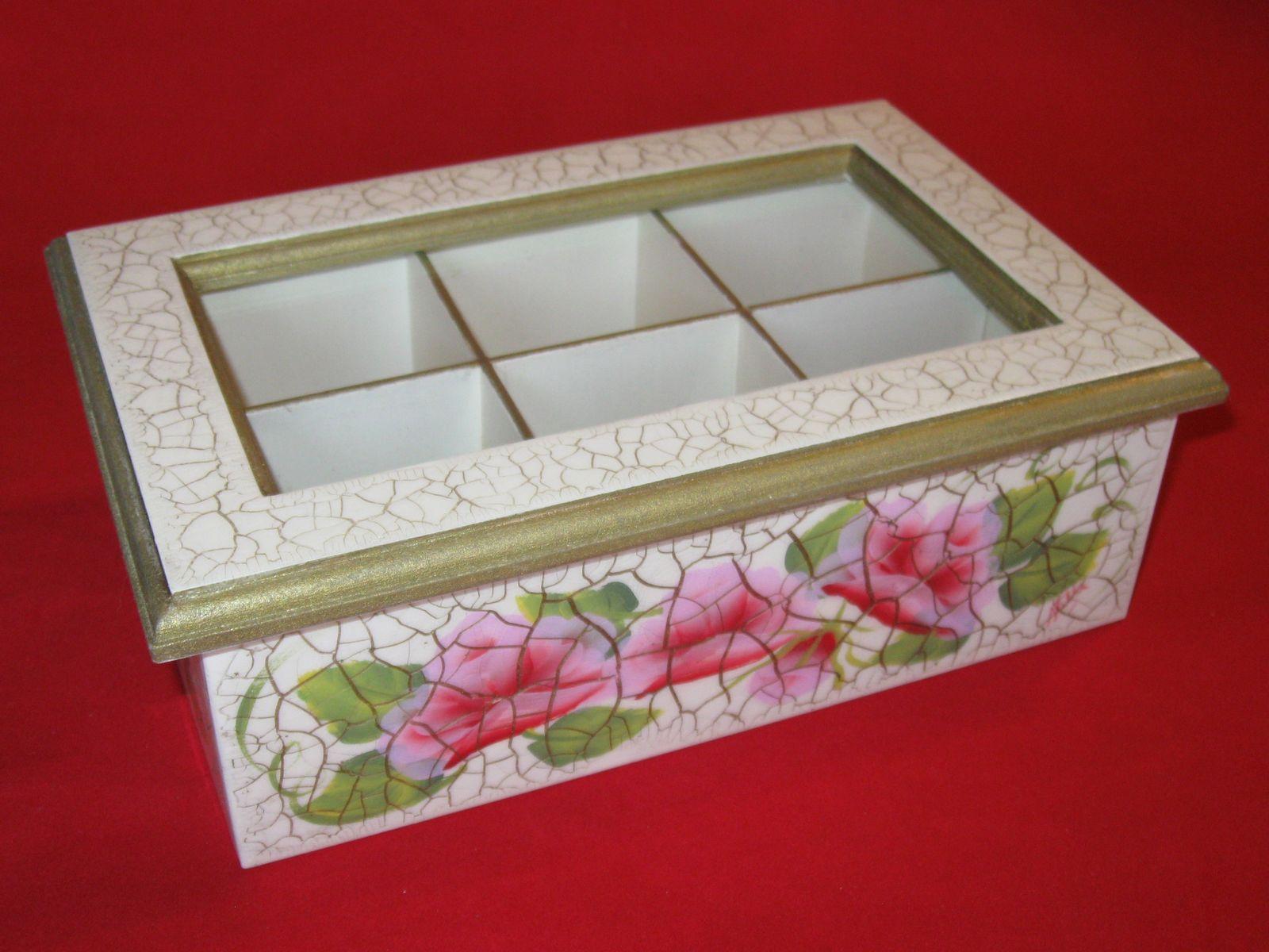 Caja Decorativa X