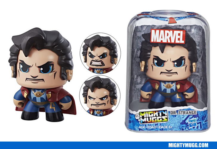 Doctor Strange Marvel Mighty Muggs Wave 2 2018