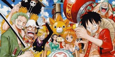Mangá de One Piece Termina em cinco anos, afirma editor