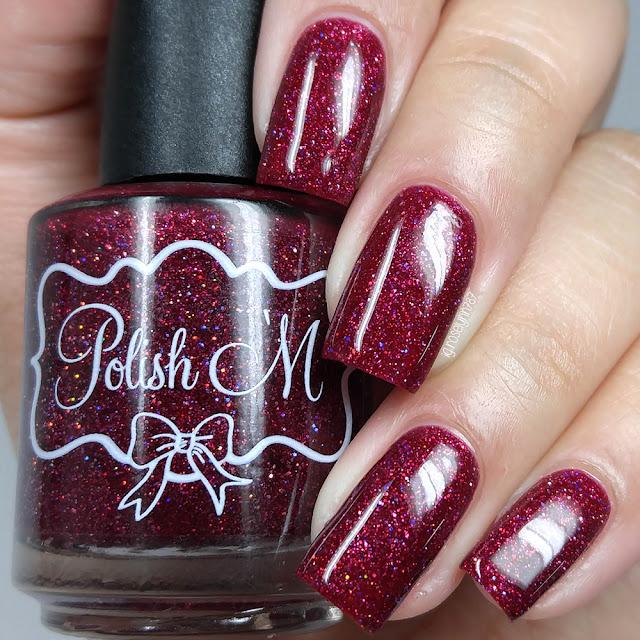 Polish'M - Rockin' Around the Christmas Tree