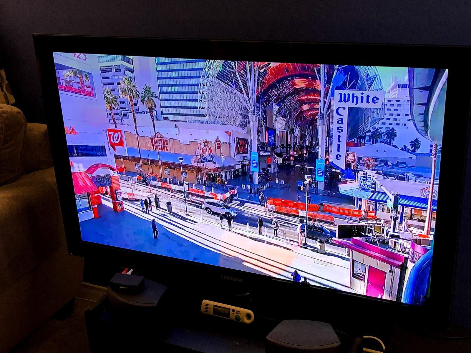 Fremont Street Webcam